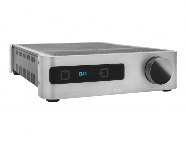 Elac Discovery DS-A101 Wireless Streaming Integrated Amplifier