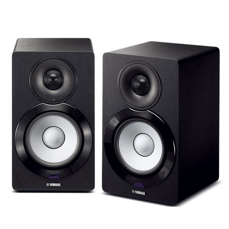 Yamaha NX-N500 Powered Network Speakers with MusicCast