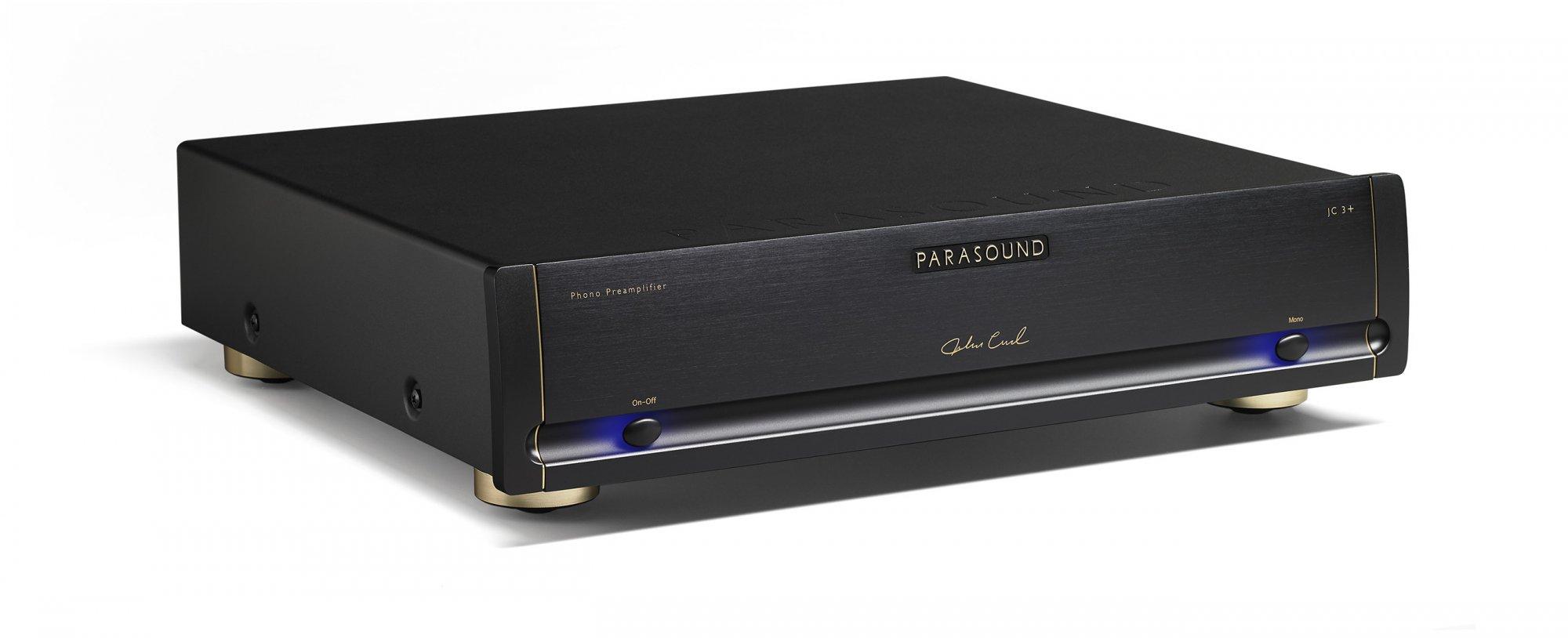 Parasound Halo JC 3+ Phono Preamplifier by John Curl