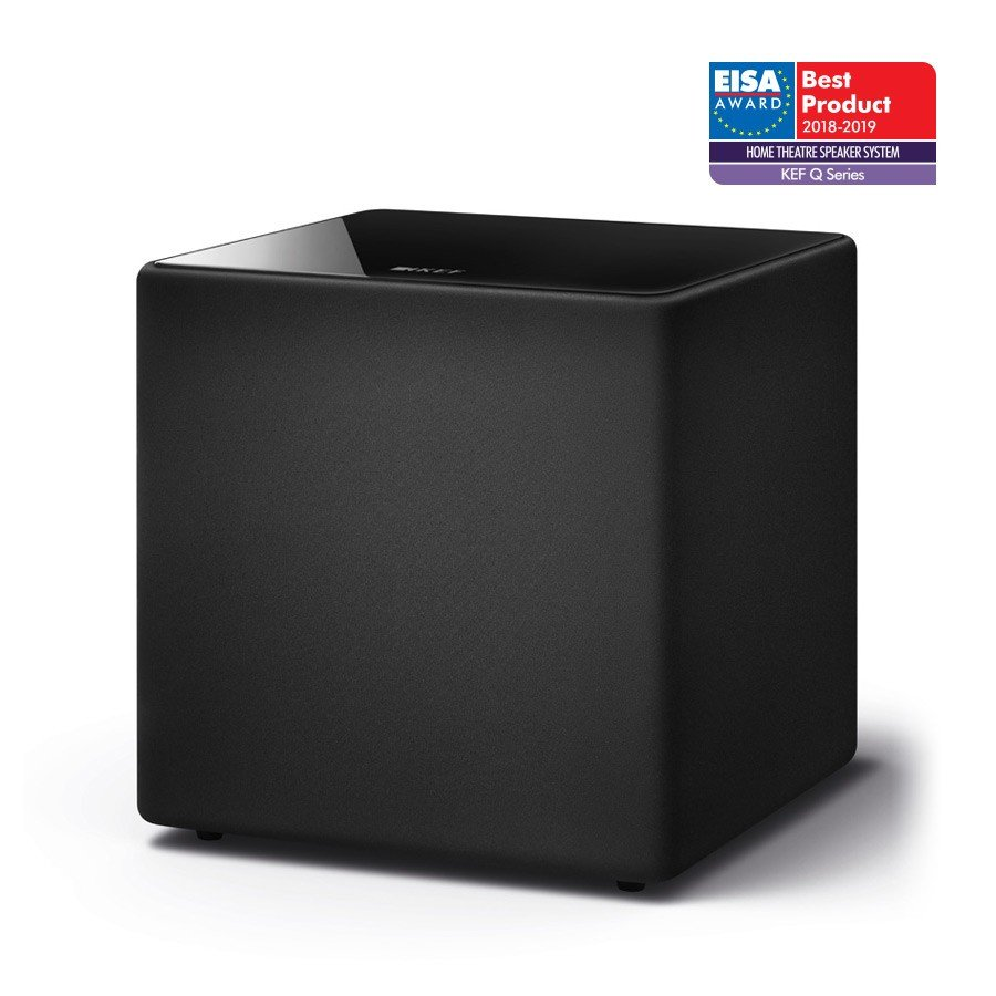 KEF KUBE 12b Powered Subwoofer