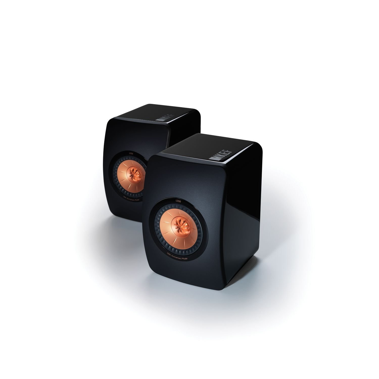 KEF LS50 Monitor Speaker Pair
