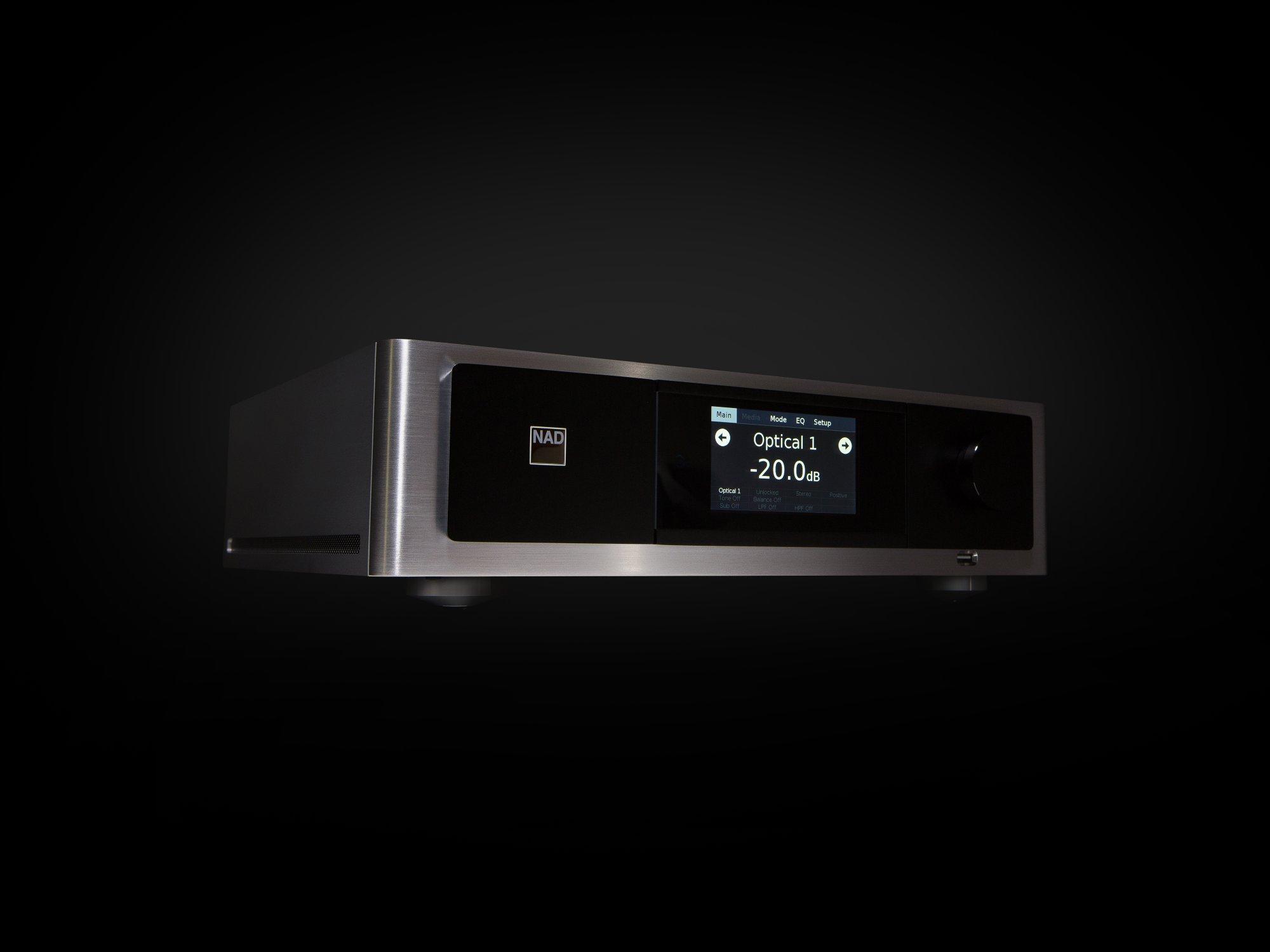 NAD M12 DirectDigital Preamp/DAC