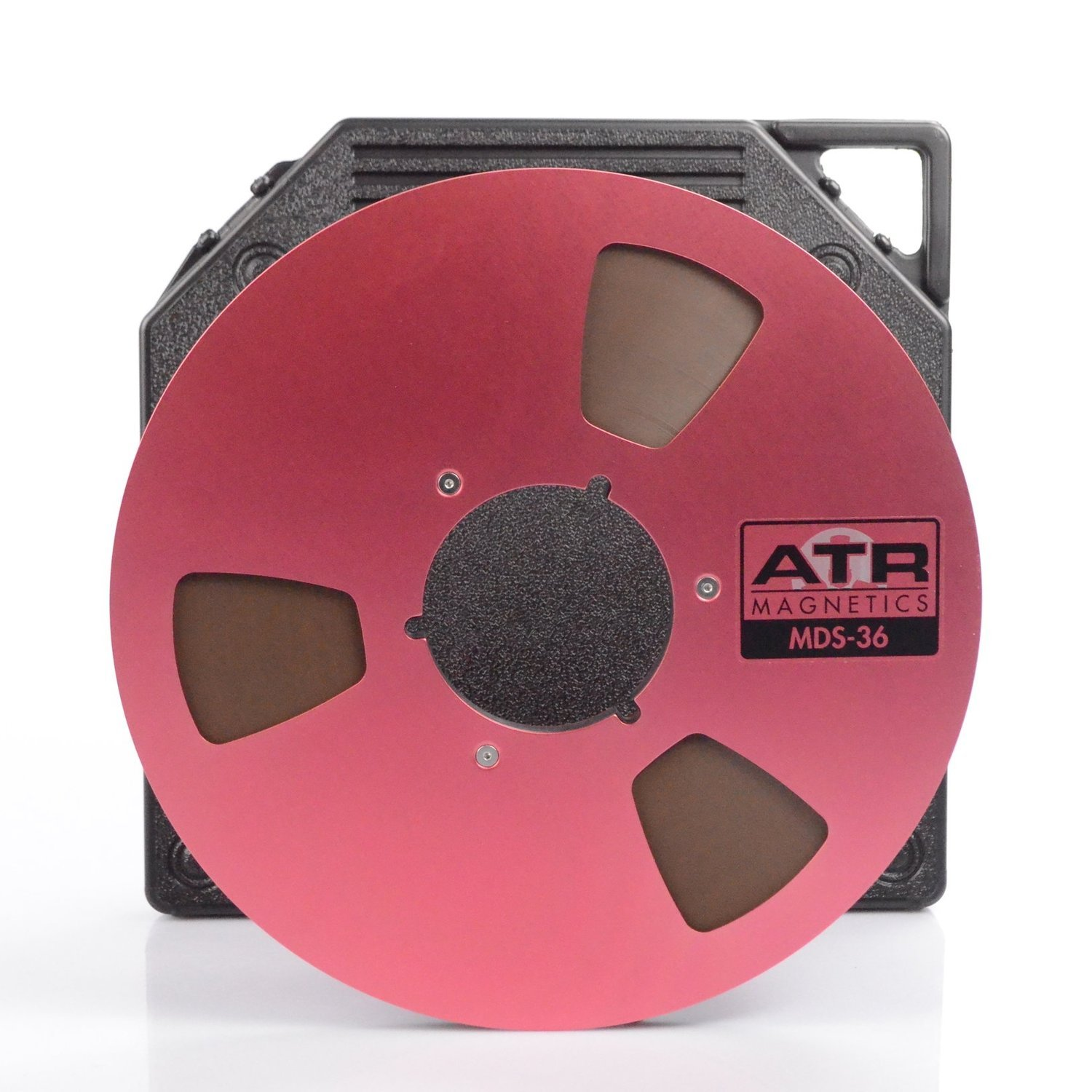 "ATR MDS-36 Tape 1/4 x 3600' 10.5 NAB Metal Reel Tape Care Boxâ""¢"
