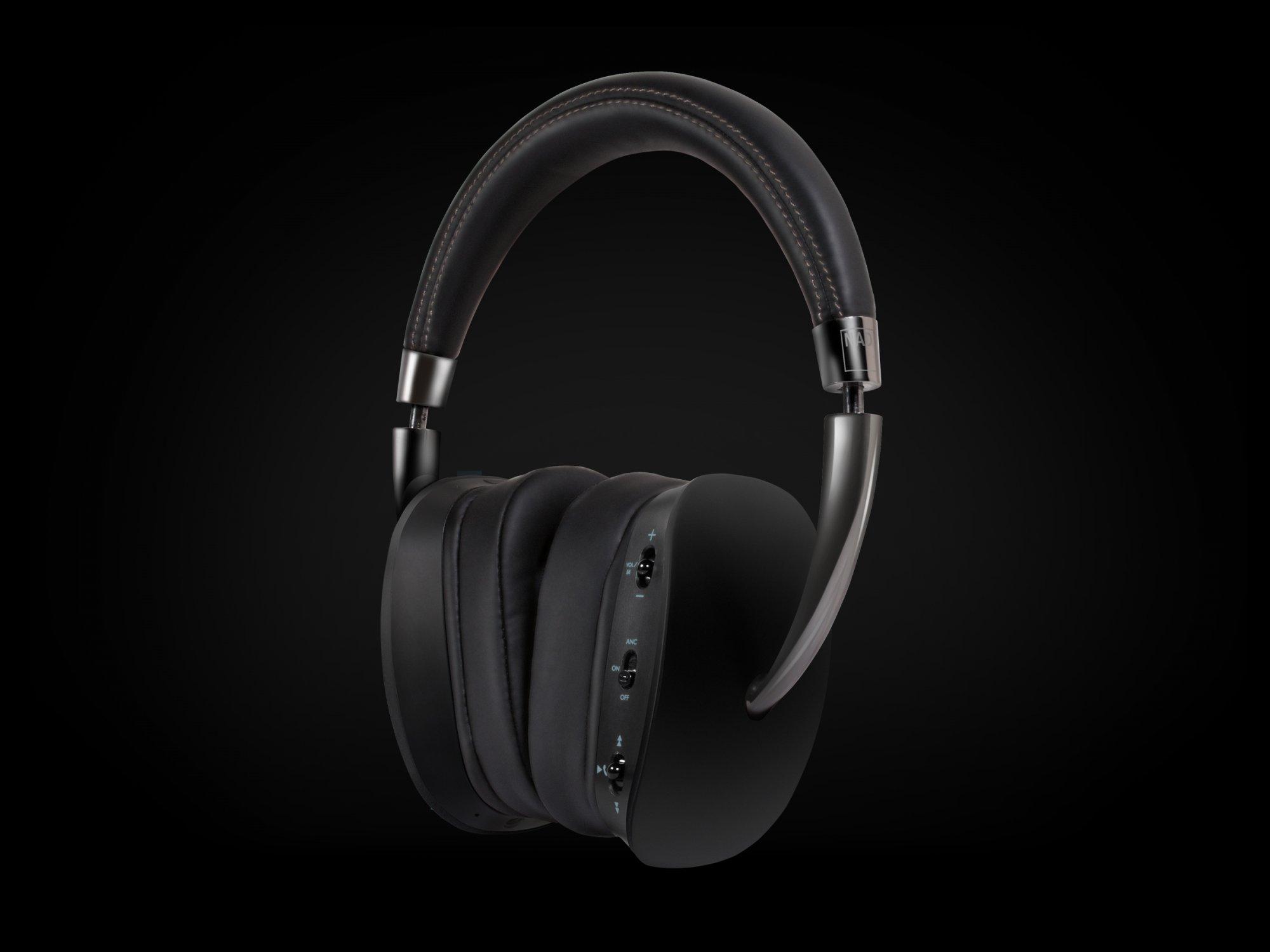 NAD HP70 Wireless ANC Headphone featuring RoomFeel