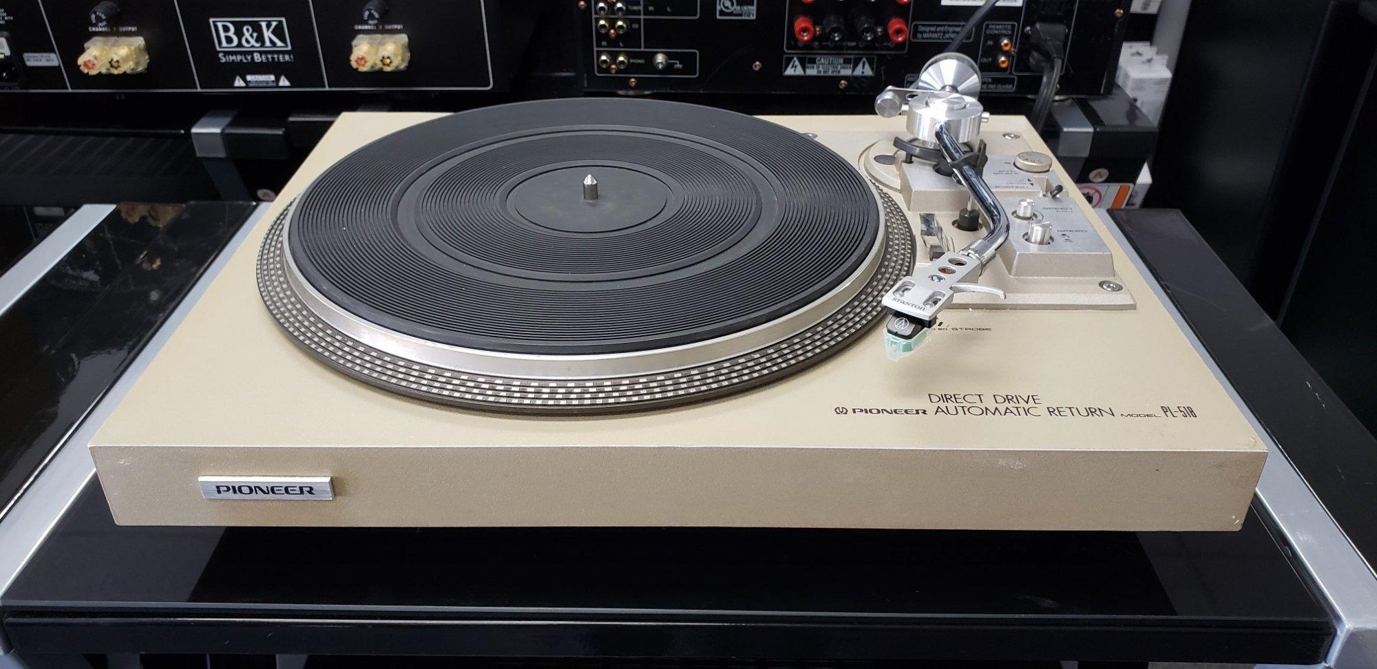 Pioneer PL-518