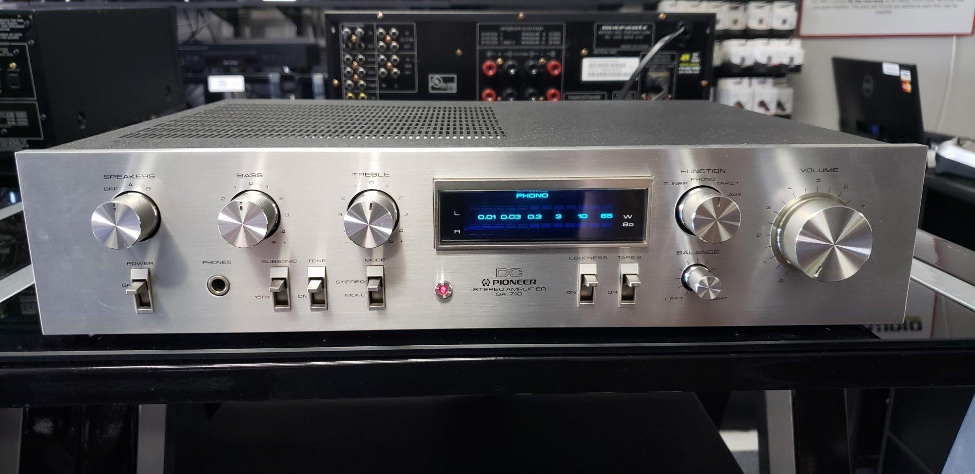 Pioneer SA-710 (130W/Ch)