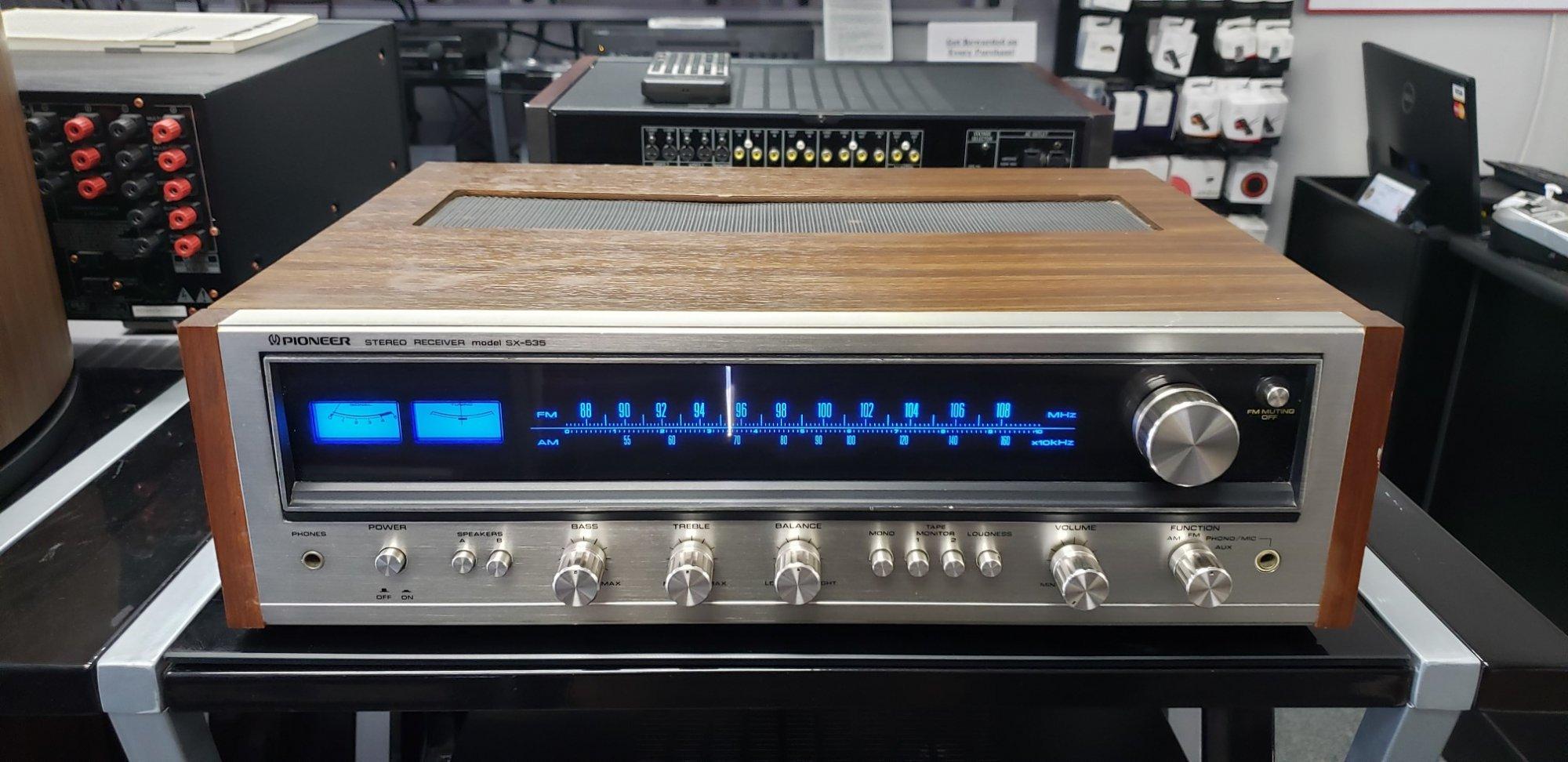 Pioneer SX-535 (13W/ch)