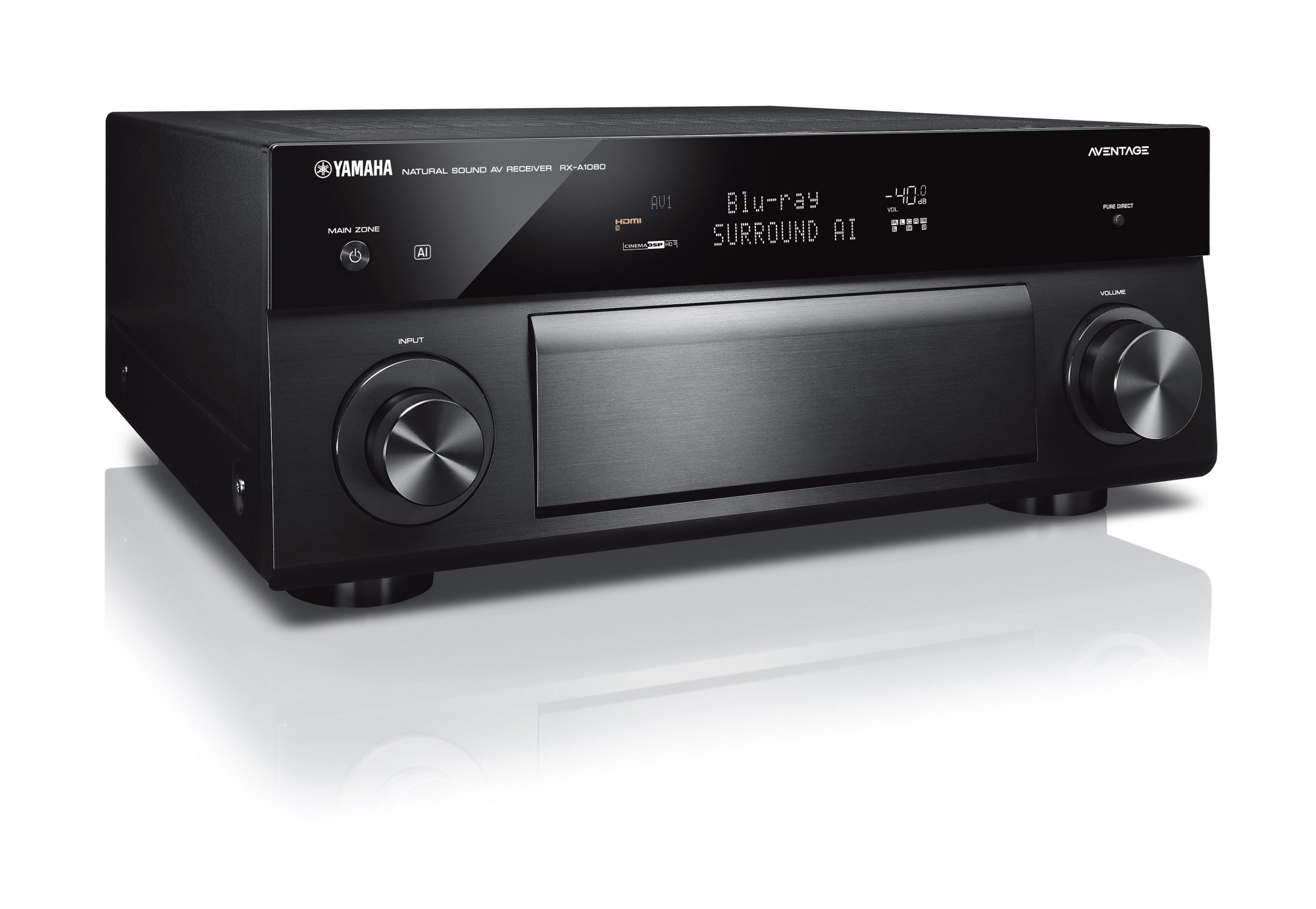 Yamaha Aventage RX-A1080 Receiver