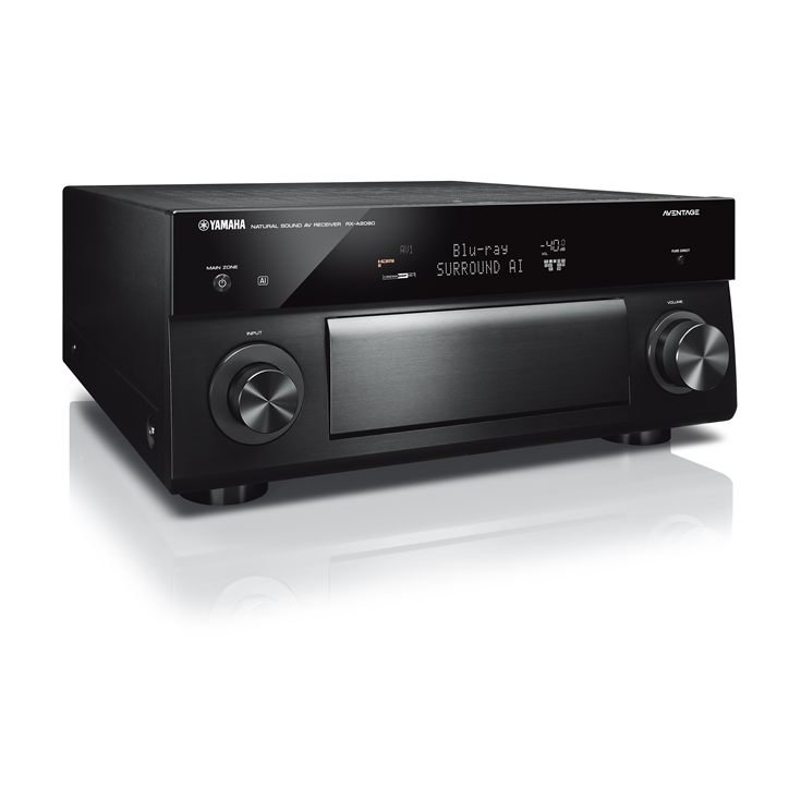 Yamaha Aventage RX-A2080 Receiver