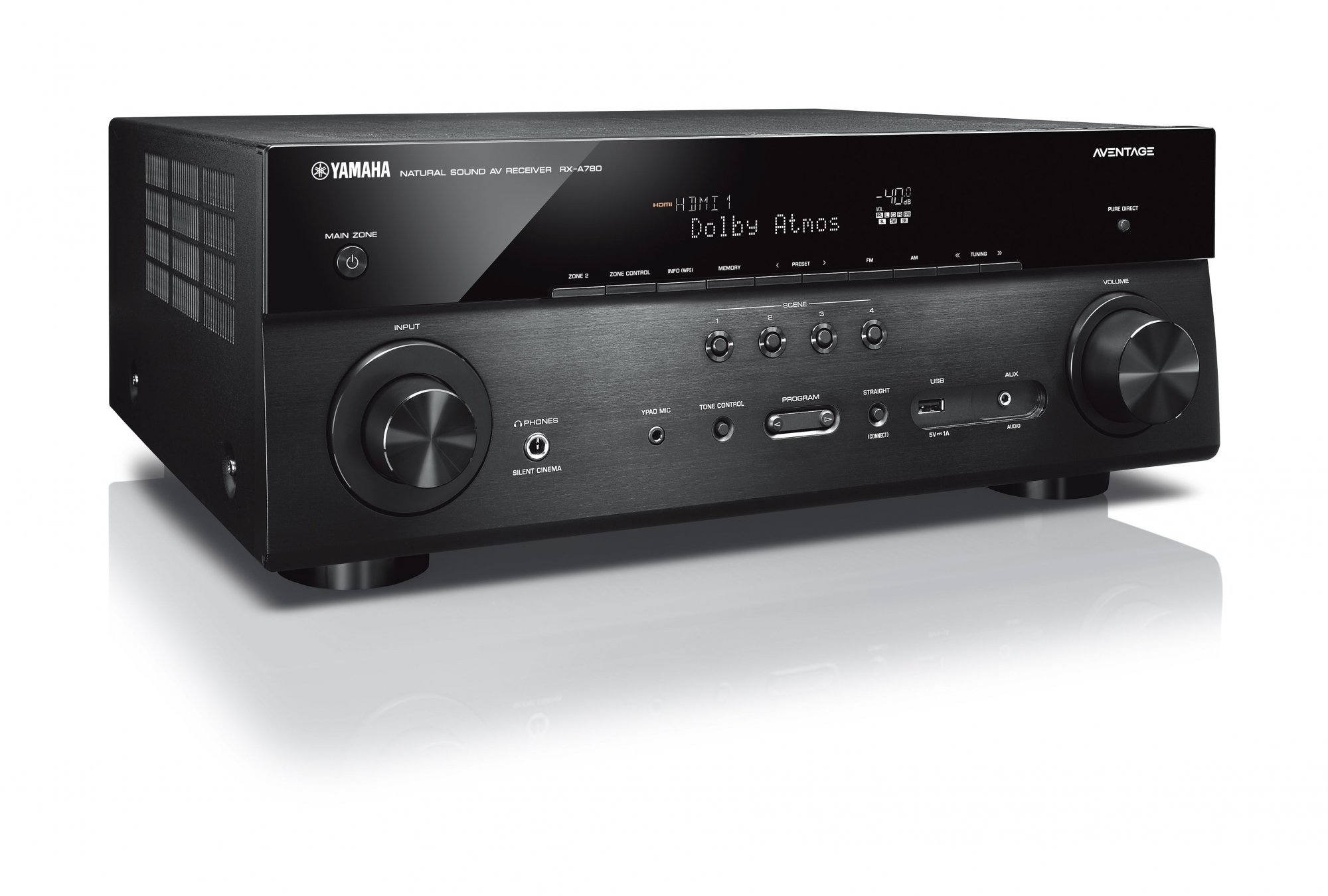 Yamaha Aventage RX-A780 Receiver