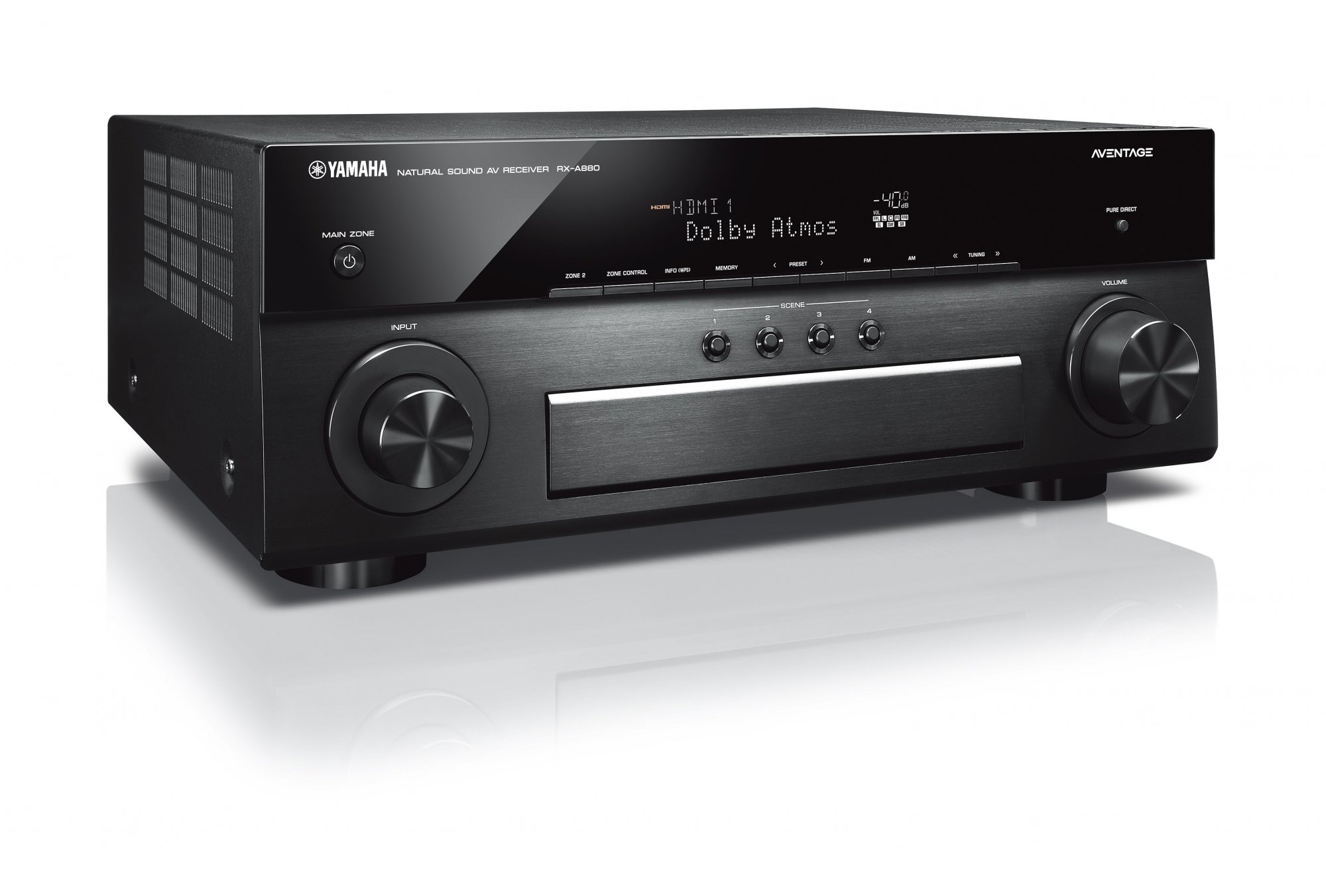 Yamaha Aventage RX-A880 Receiver