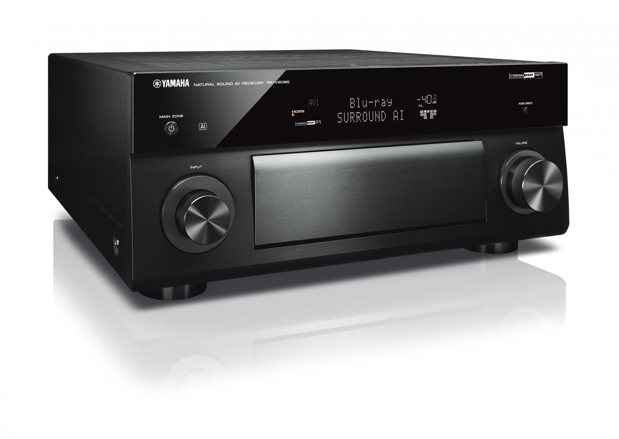 Yamaha RX-V2085 9.2-Channel AV Receiver with MusicCast