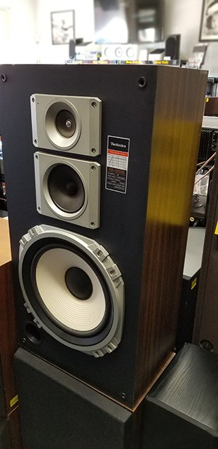 Technics SB-2665 Floor Speakers - 214155