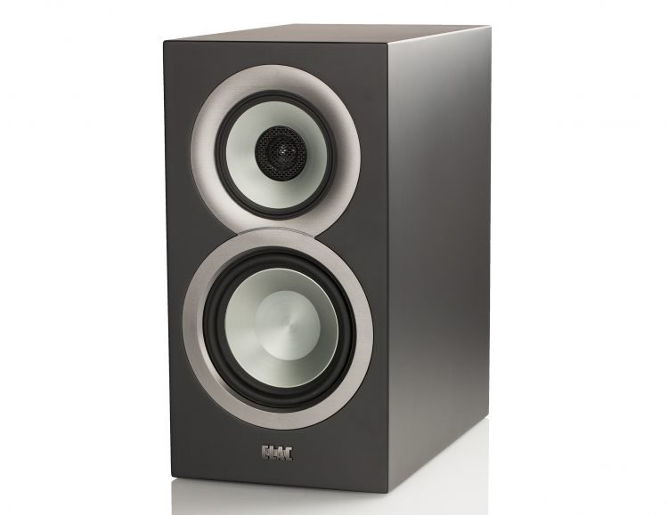 Elac Uni-Fi Slim BSU5 Bookshelf Speakers (Pair)