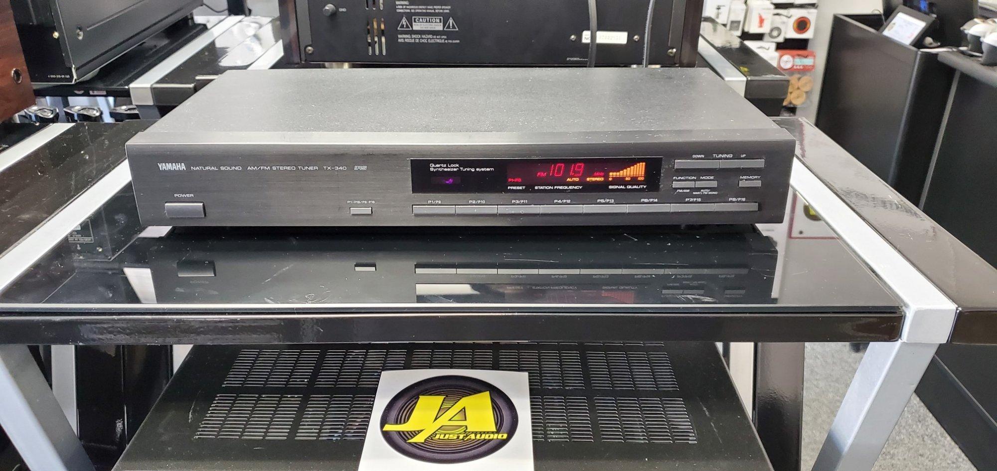 Yamaha  TX-340