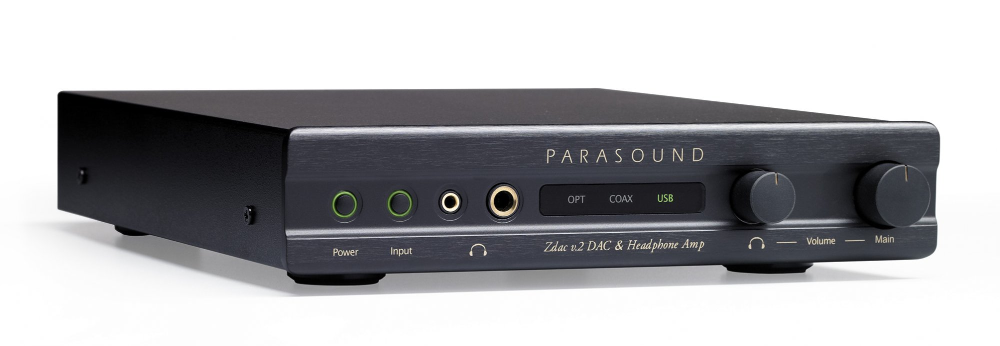 Parasound Z Zdac v.2 DAC and Headphone Amp