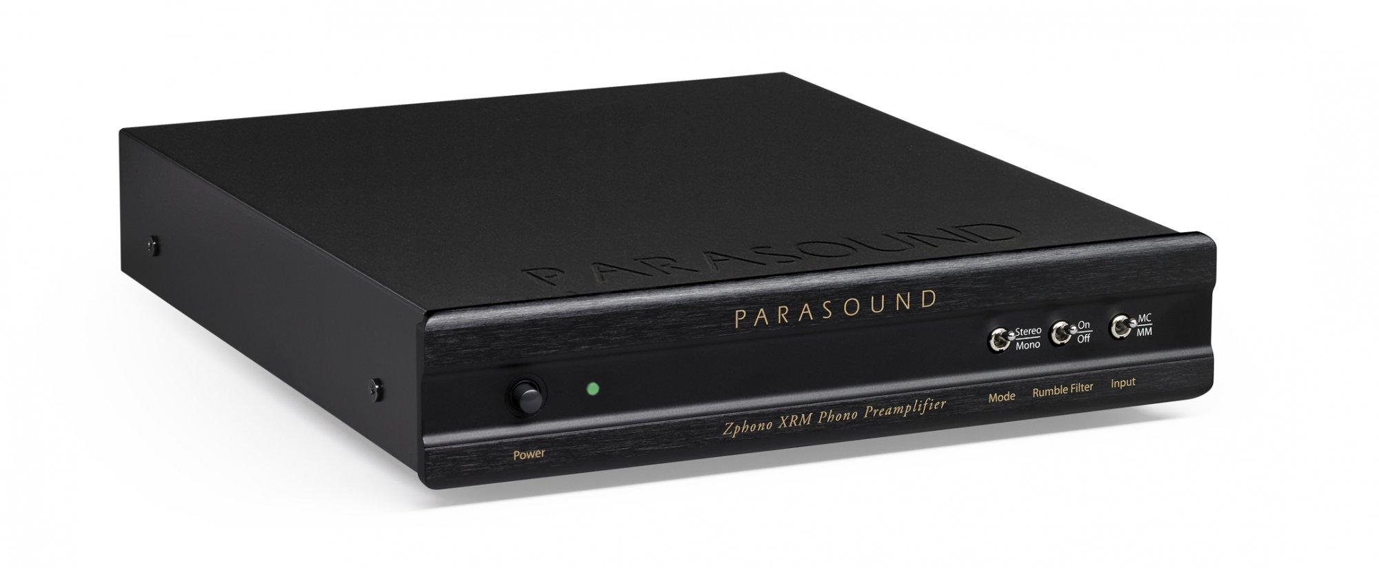 Parasound Z Zphono XRM Phono Preamplifier