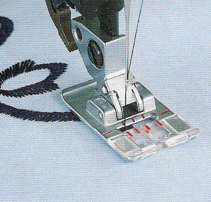Maxi Stitch foot number 8 PFAFF