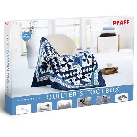 Creative Quilter's Tool Box PFAFF