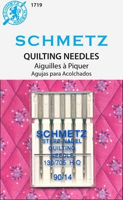 Schmetz Quilting needle 90/14 pack of 5