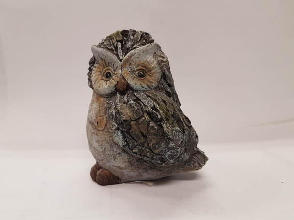 Wooden figurine - Owl  4.5