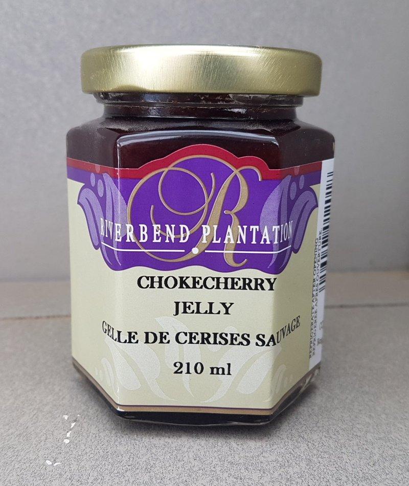 Chokecherry Jelly 210ml.