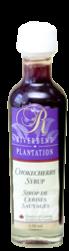 Chokecherry Syrup 130 ml.