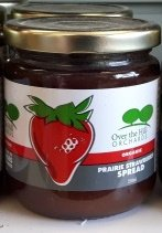 Prairie Strawberry Spread 250ml.