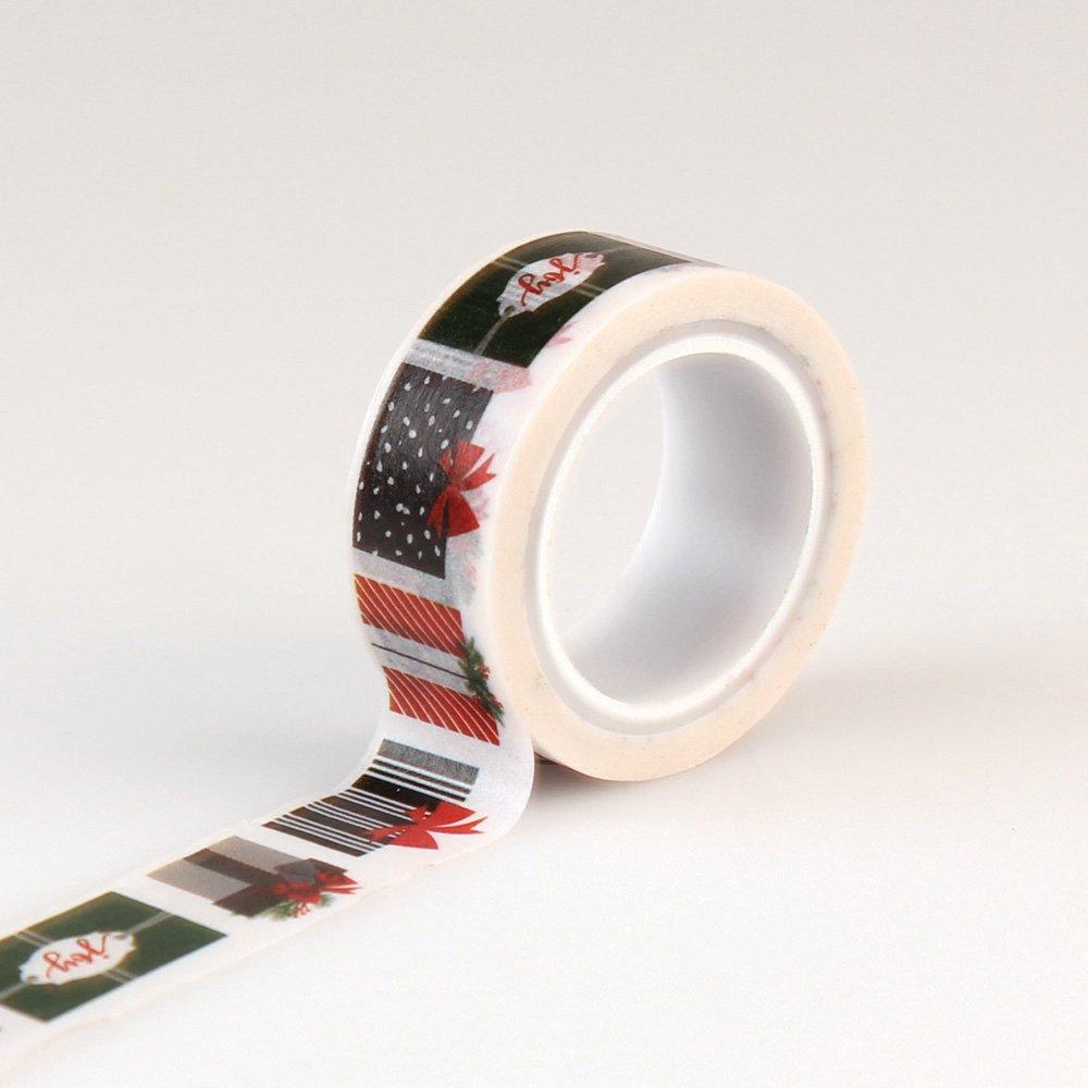 Christmas Delivery Presents Decorative Tape Carta Bella