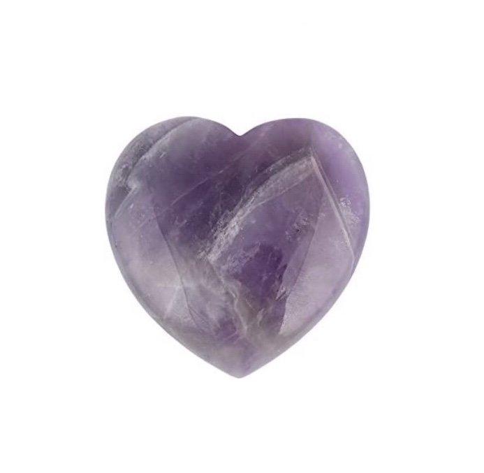 Rock > Amethyst Heart