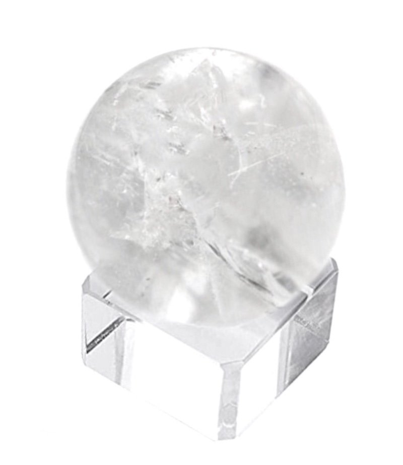 Rock > Quartz Crystal Sphere