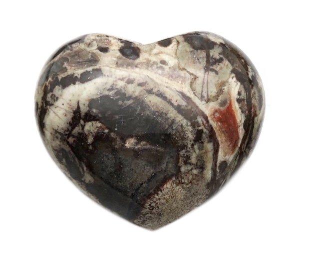 Rock > Rhyolite Heart Shape Stone