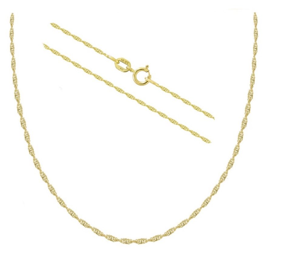 GOLD Chain (Singapore Chain - 18 length)