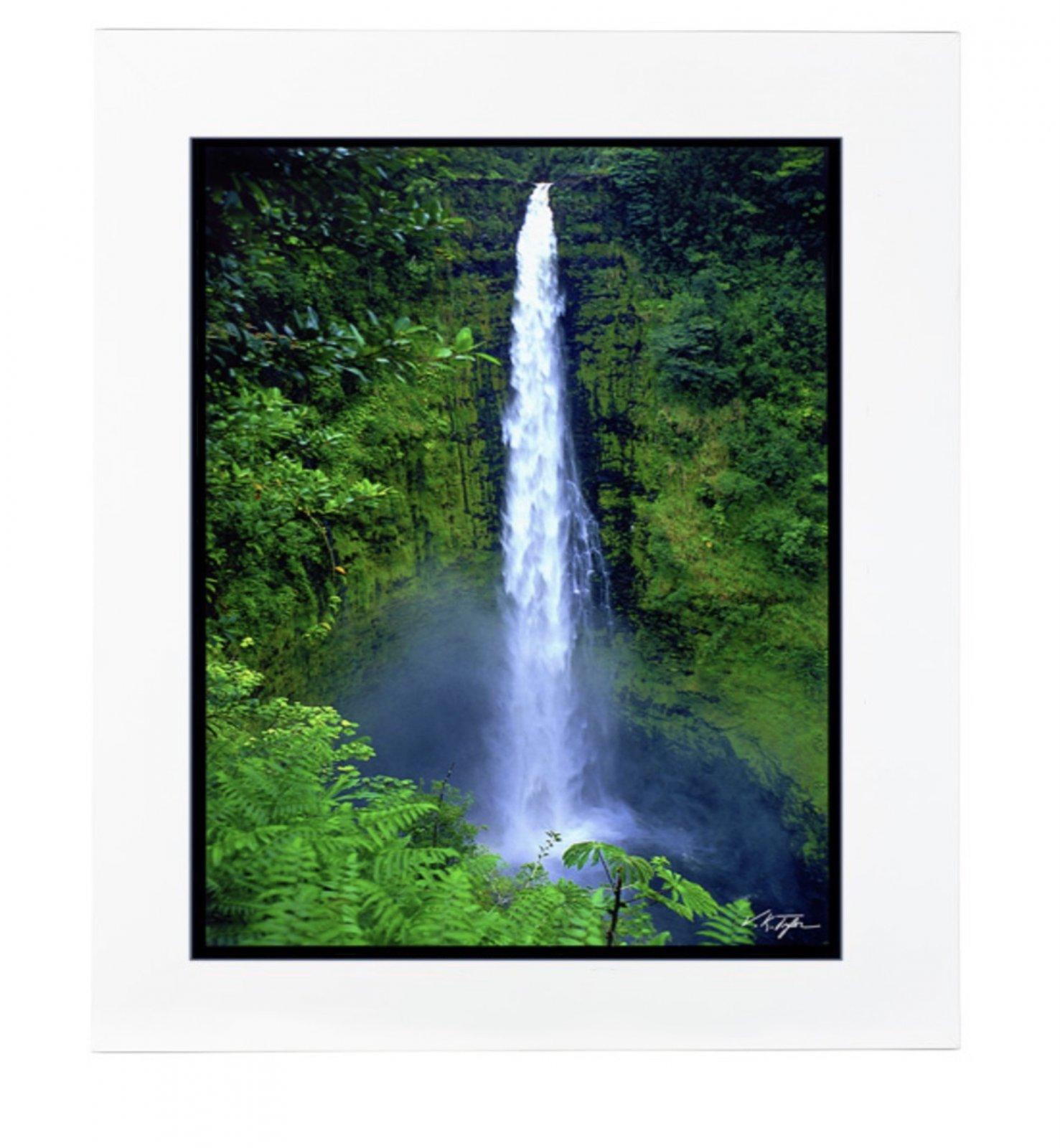 Photo > Akaka WaterFall with Foliage