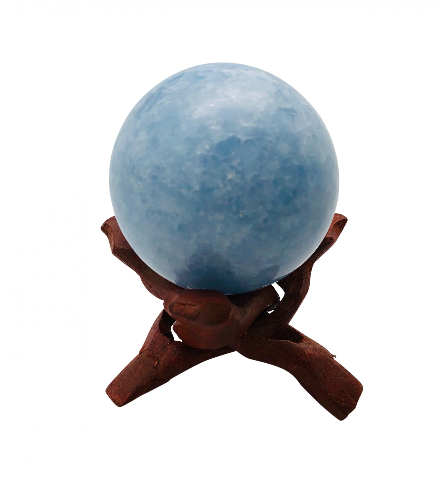 Rock > Celestite Sphere Shape Stone