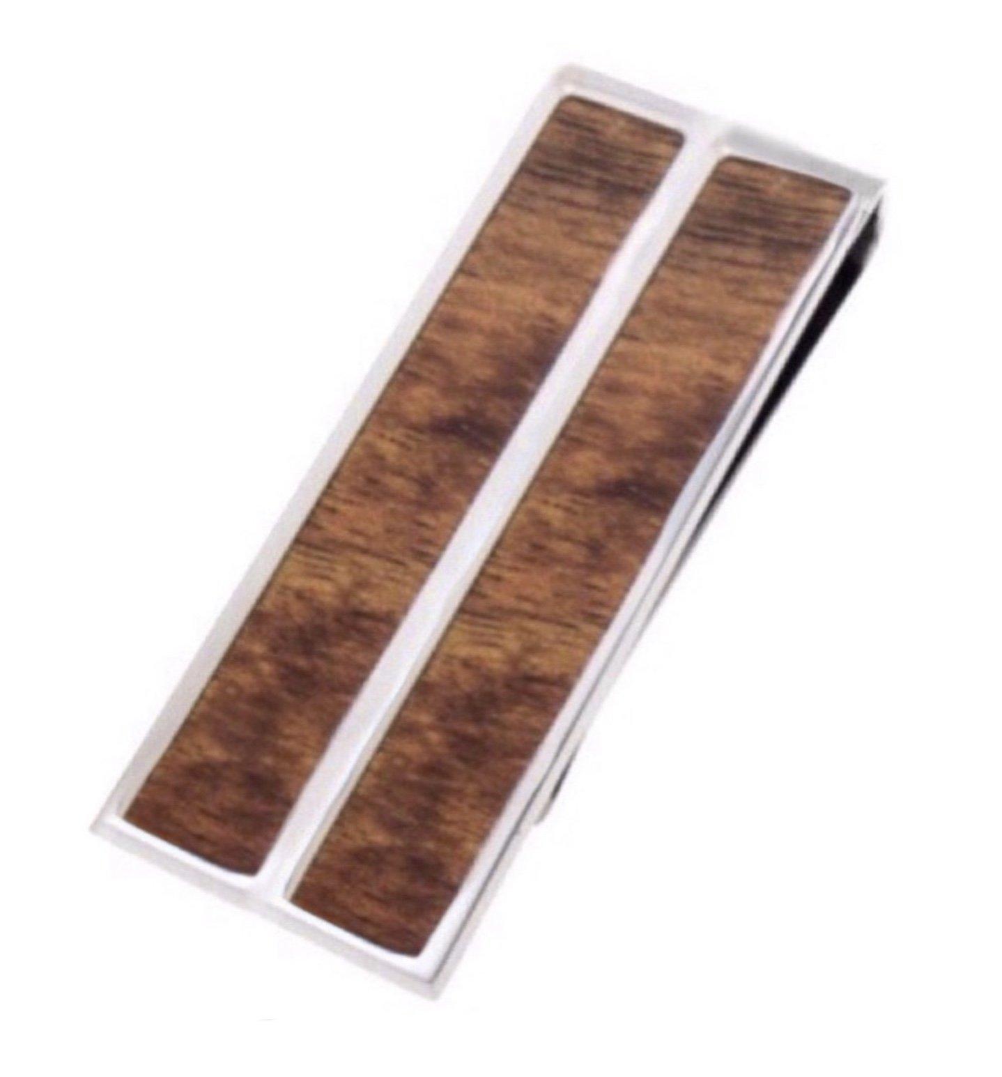 Koa Wood Money Clip