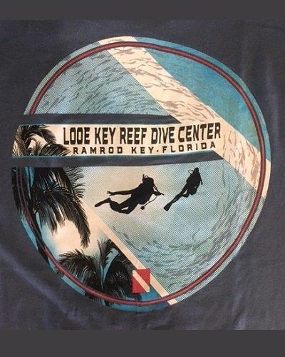 T-Shirt: Dive Flag Open Dive