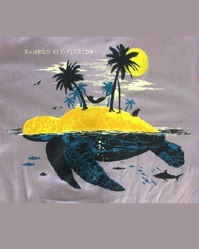 T-Shirt: Women's Turtle Slow Down