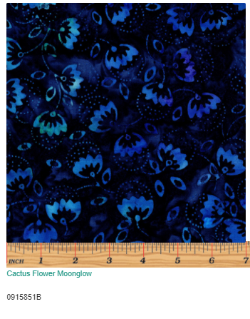 Cactus Flower Moonglow  0915851B