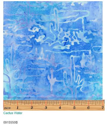 Cactus Water  0915550B