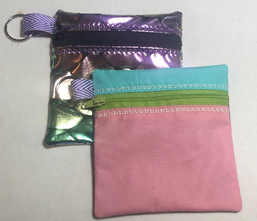 Zipper Pouch for Everyday JEF format