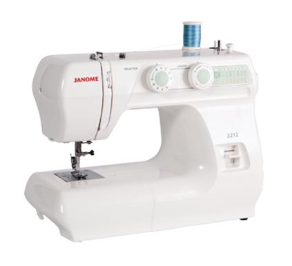 Janome Sewing Machine Model 2212