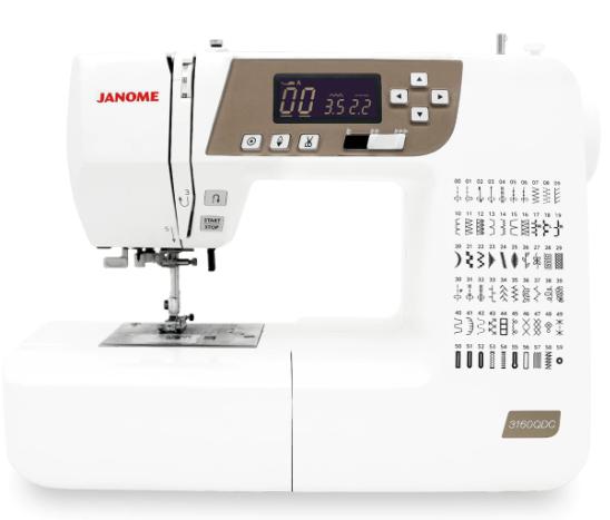 janome 3160