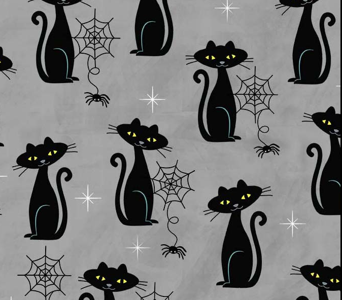 Cat Charms Gray