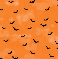 Bats Orange