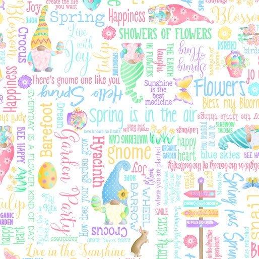 COMING SOON - Spring Garden Gnome 2809