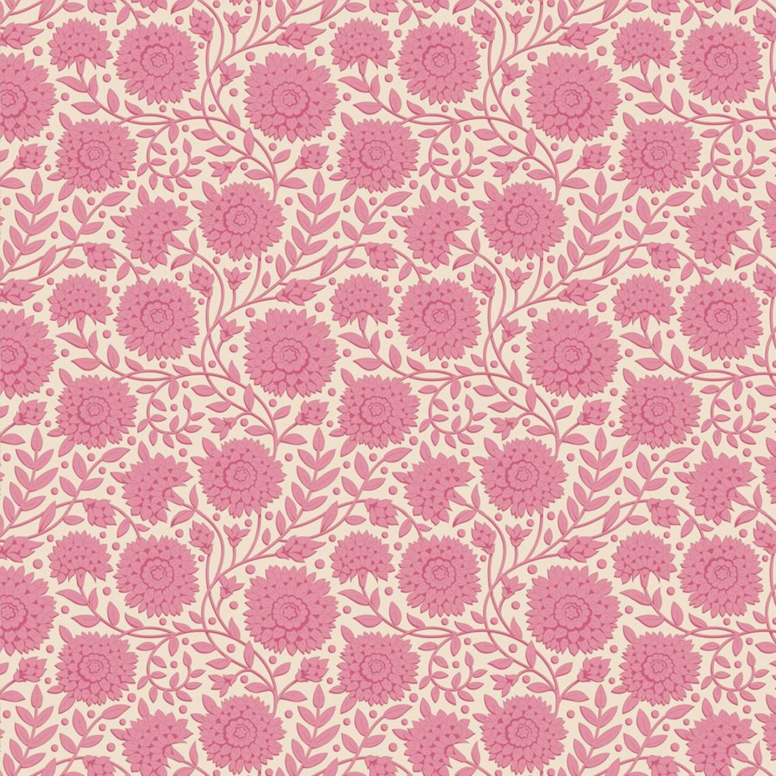 PRE-ORDER  - Tilda - Windy Days - Aella Floral Pink