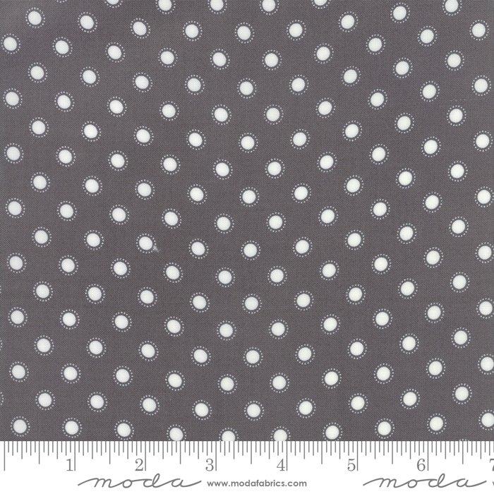 Bloomington - Parisian Dot - Charcoal - 108