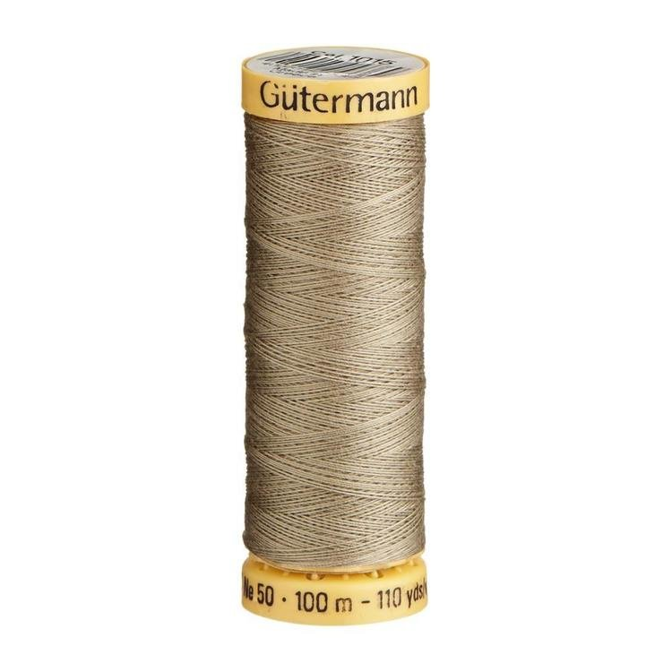 Gutermann Natural Cotton Ne 50 Thread 250m - 1225