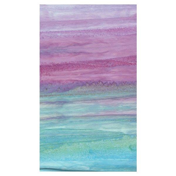 Batik Australia Bargello Lilac & Pink